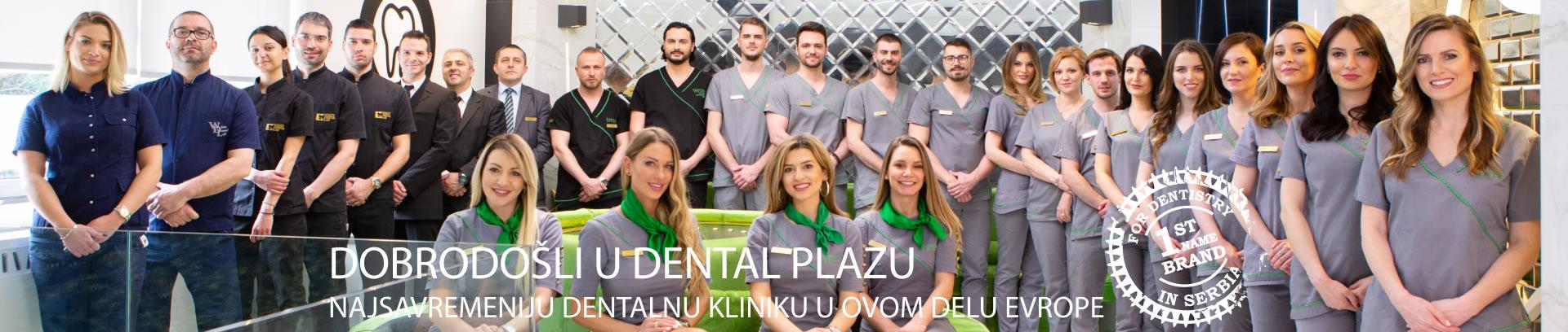 dental plaza slika tima