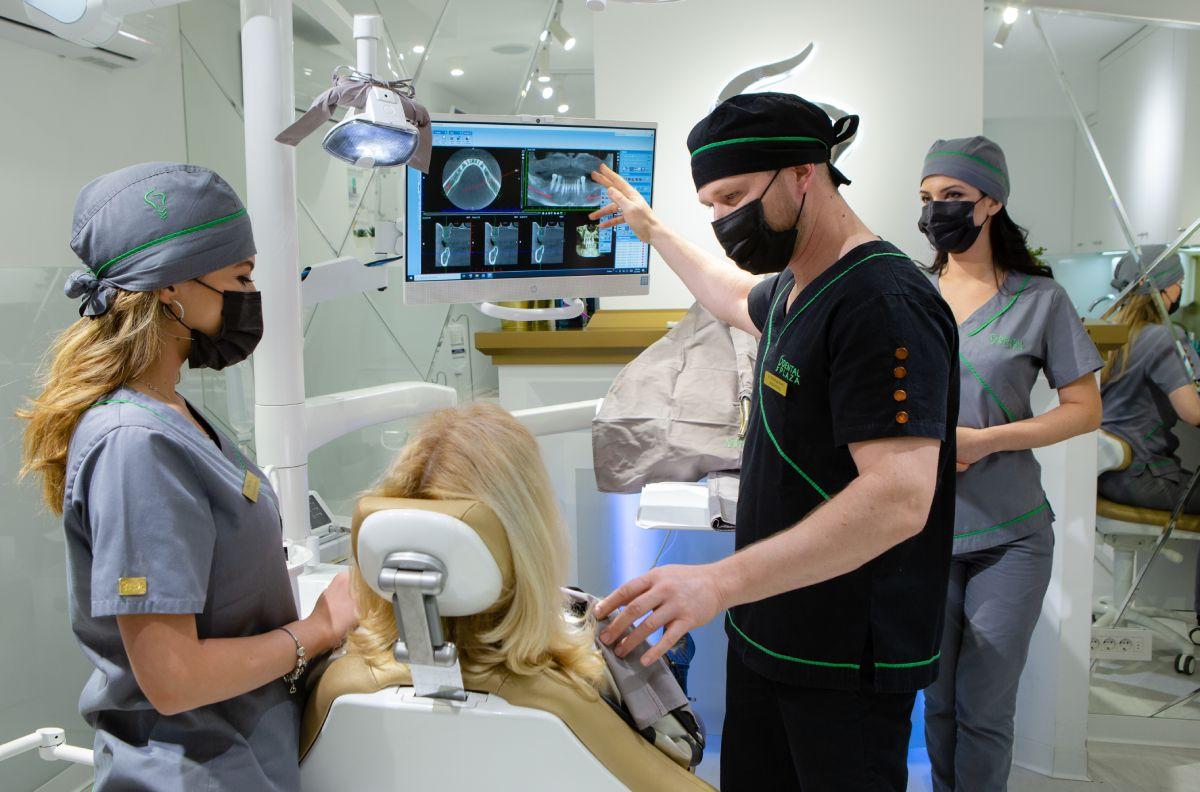 popravljanje zubnog implanta