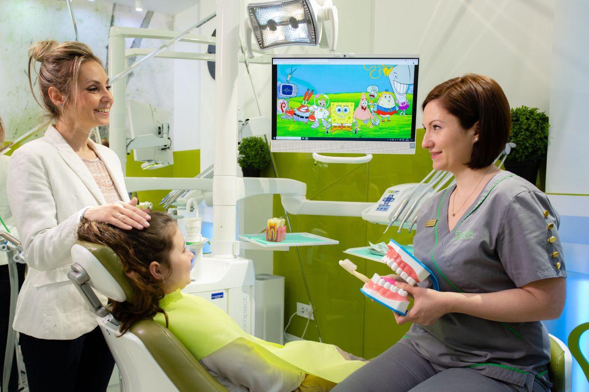 dete u stomatoloskoj ordinaciji